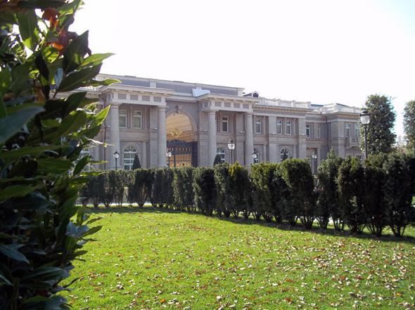 palace Vladimir Poutine